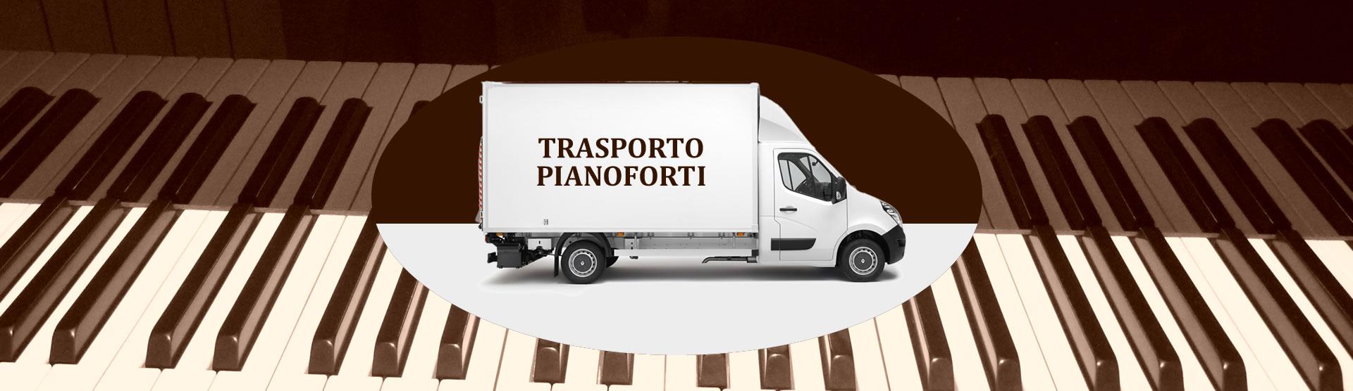 Trasporto Pianoforti Torino